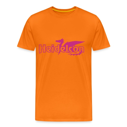 HeidelConLogoV2 - Männer Premium T-Shirt
