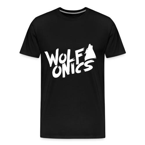 Wolfonics - Männer Premium T-Shirt