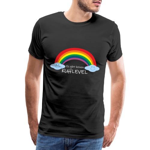 Kuhlevel Gamer Shirt Geschenk - Männer Premium T-Shirt