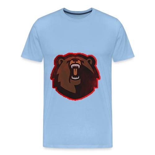 T-shirt - FlaxiZ - Herre premium T-shirt