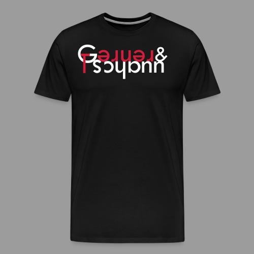 Gernerundtschann - Männer Premium T-Shirt