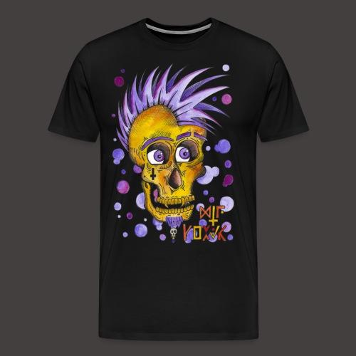 Autoportrait - T-shirt Premium Homme