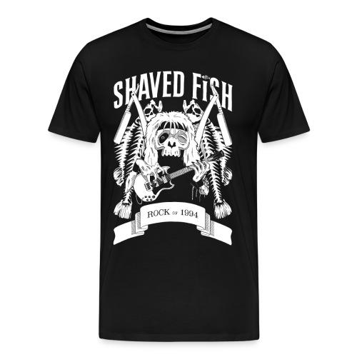 Shaved Fish - Herre premium T-shirt