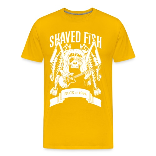shavedfish png - Herre premium T-shirt