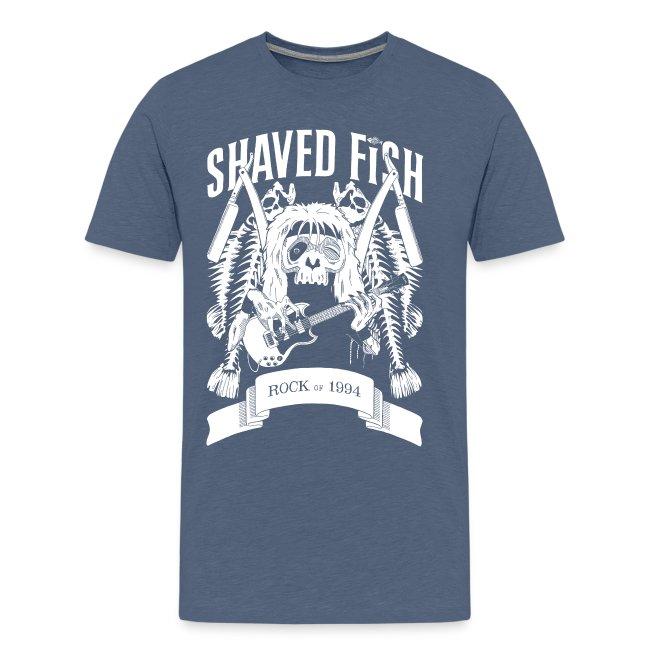 Shaved Fish