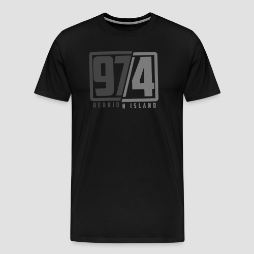 Collection 974 Reunion Island #2 - T-shirt Premium Homme