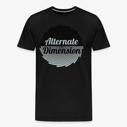 Alternate Dimension (Gross) - Männer Premium T-Shirt