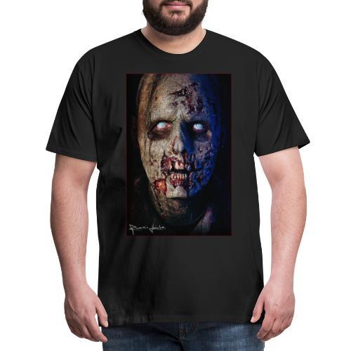 Zombie 01 - T-shirt Premium Homme