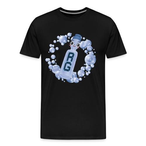 Ramune-Kun T-Shirt - Men's Premium T-Shirt