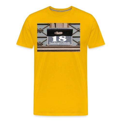 Lucie Varga - Männer Premium T-Shirt