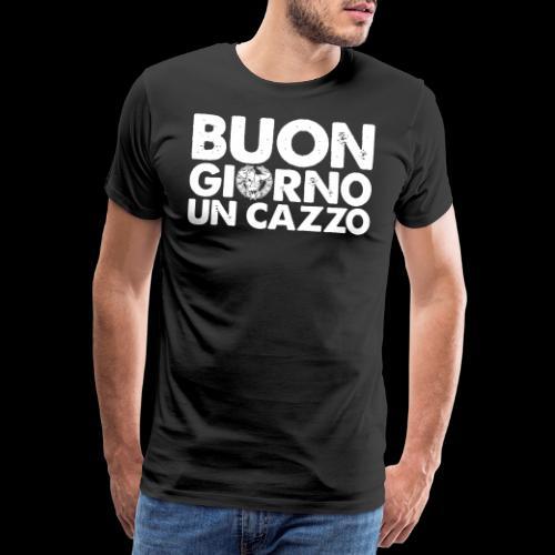 Buongiorno - Männer Premium T-Shirt