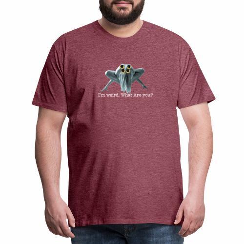 Im weird - Men's Premium T-Shirt
