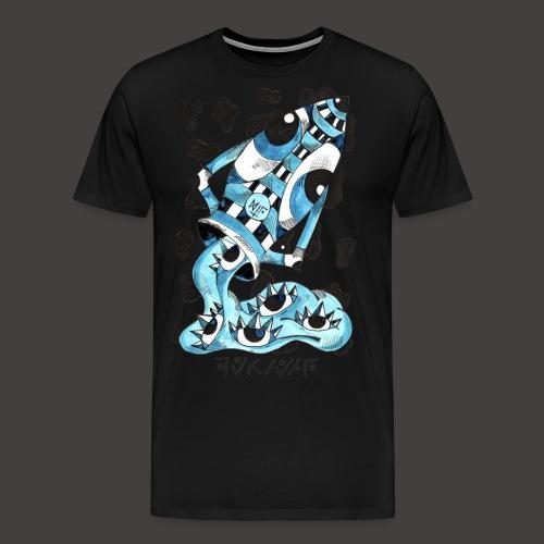Verseau original - T-shirt Premium Homme