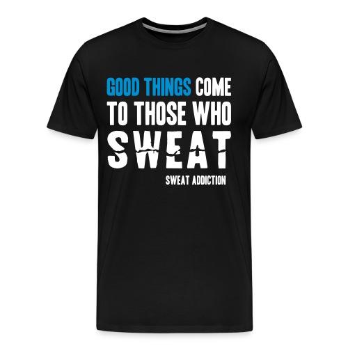 Good Things - Miesten premium t-paita