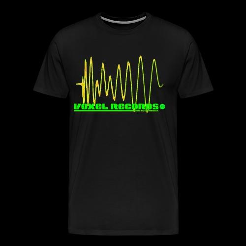 Boom 909 Drum Wave - Men's Premium T-Shirt