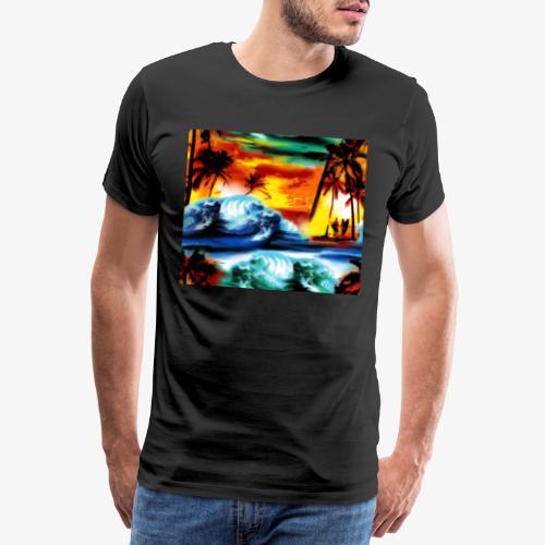 Été indien - T-shirt Premium Homme