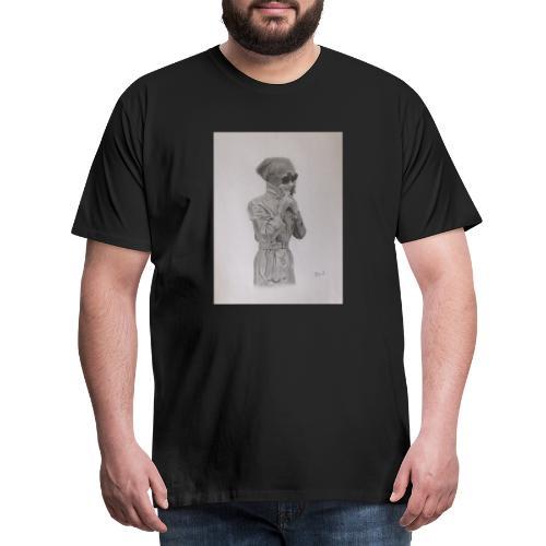 Colección Jacky - Camiseta premium hombre