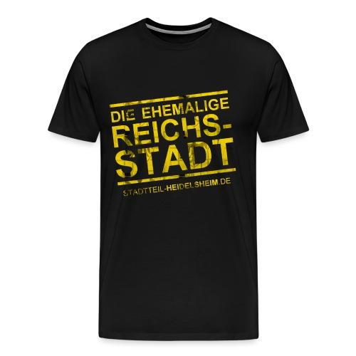 reichsstadt motiv 1 png - Männer Premium T-Shirt