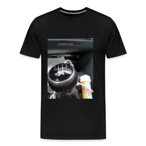 Ps Club profile pic - Premium-T-shirt herr