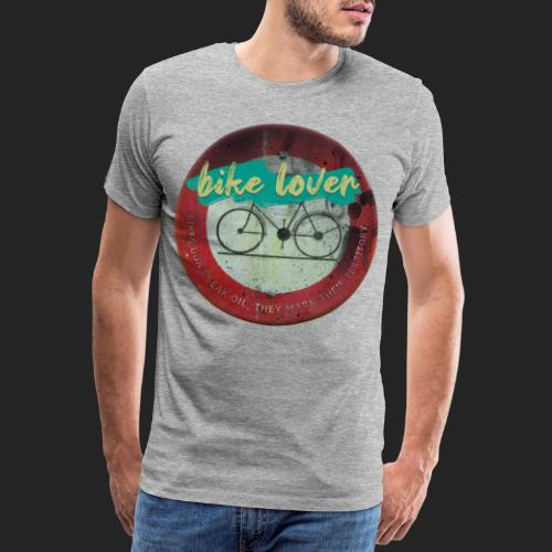 Bike lover - T-shirt Premium Homme
