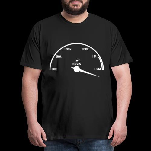 Compteur de Bovis - T-shirt Premium Homme