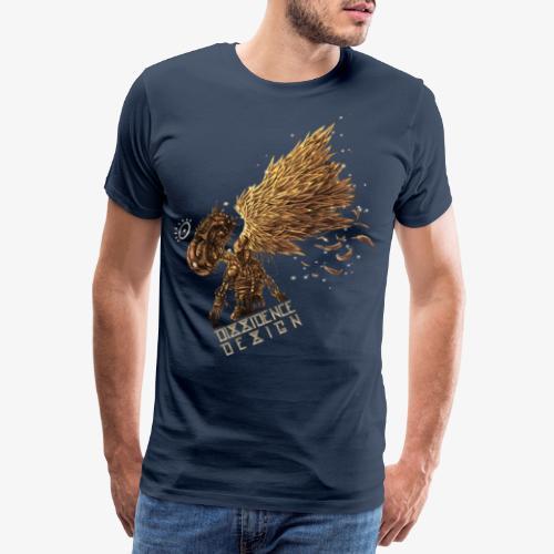 cyberpunk Angel - T-shirt Premium Homme