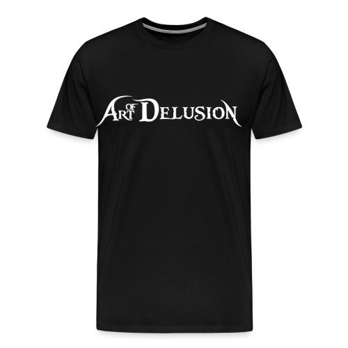 LOGO SCHRIFT - Männer Premium T-Shirt