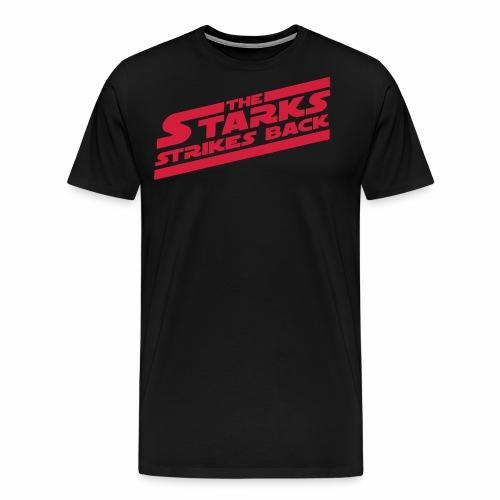starks black - T-shirt Premium Homme