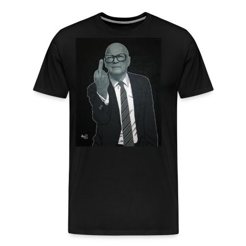 Saatanan tunarit - Miesten premium t-paita
