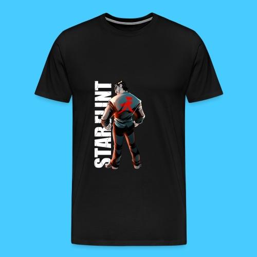 Draco Vargas StarFlint - T-shirt Premium Homme