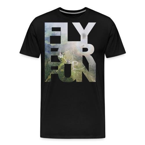 6 png - Männer Premium T-Shirt