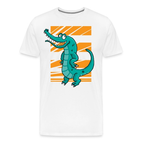 Crocrodile - T-shirt Premium Homme