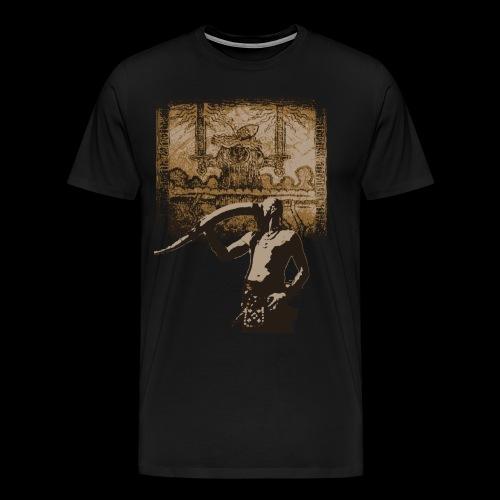 Buvons à la gloire de Svefnii - T-shirt Premium Homme
