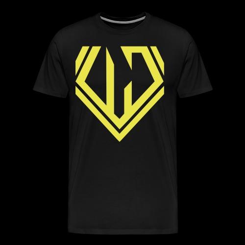 Unredd - Alpha Icon - Männer Premium T-Shirt