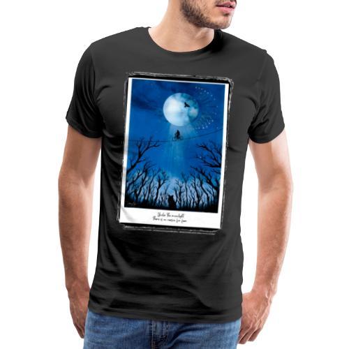 night frame 01 - Männer Premium T-Shirt