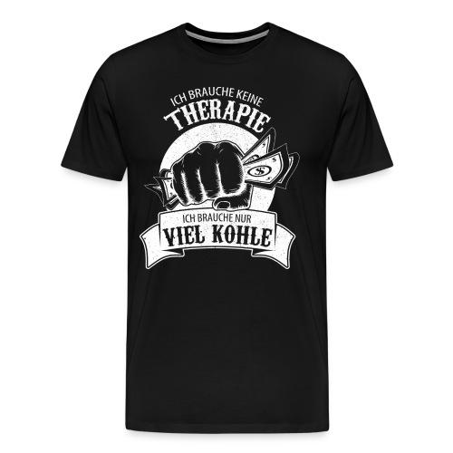 Geiz T-Shirt - Männer Premium T-Shirt