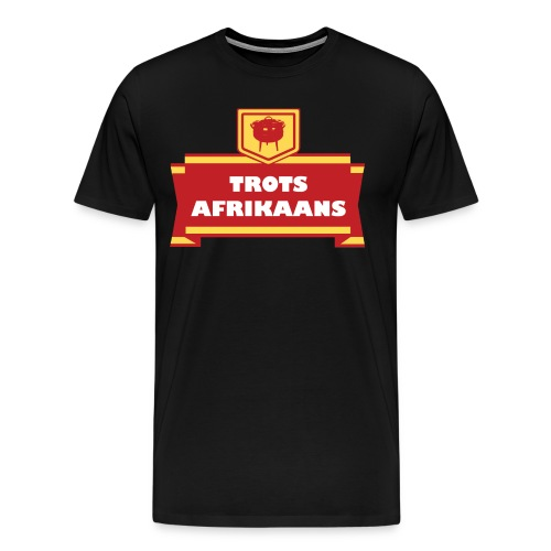 afrikaans2 - Men's Premium T-Shirt