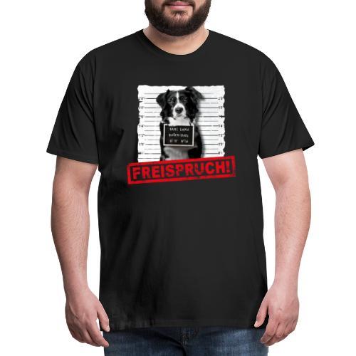 Martin Rütter Freispruch Emma - Männer Premium T-Shirt