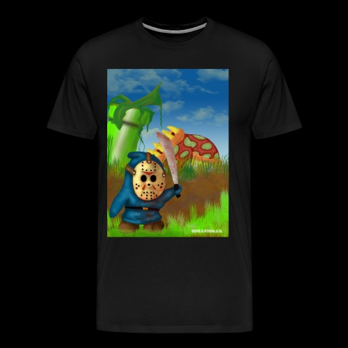 SuperMario: Not so shy guy - Mannen Premium T-shirt