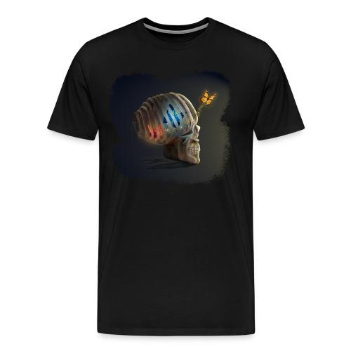 skulll - T-shirt Premium Homme