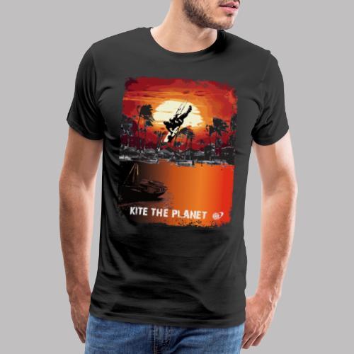 kite dreams - Männer Premium T-Shirt
