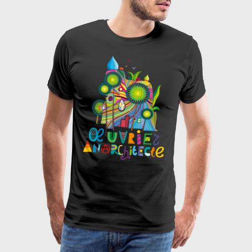 Anarchitecte - T-shirt Premium Homme
