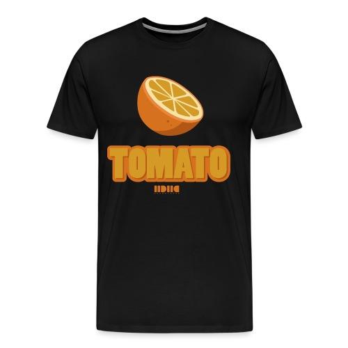 Tomato, tomato - Premium-T-shirt herr