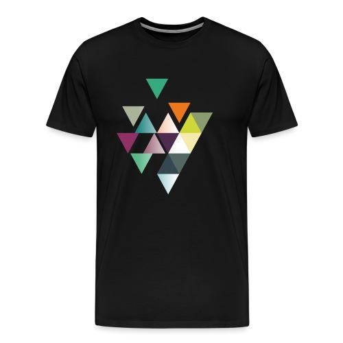khpp7_Sieben-Burst - Männer Premium T-Shirt
