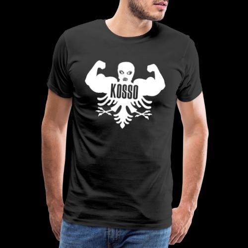 logo kosso - Mannen Premium T-shirt