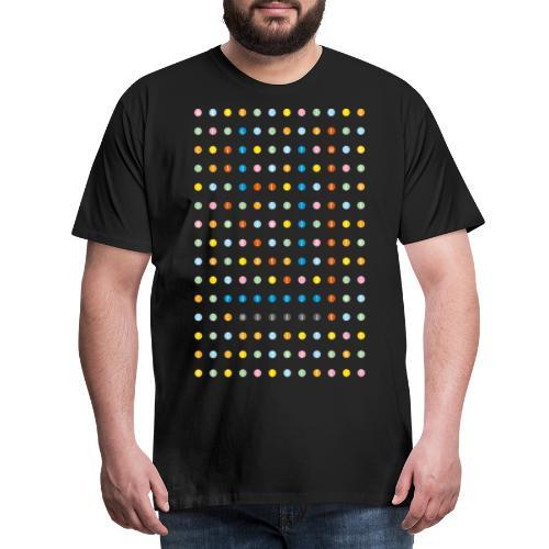 LES MOTS BLEUS adulte - T-shirt Premium Homme