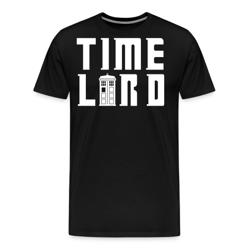 Time Lord - Men's Premium T-Shirt