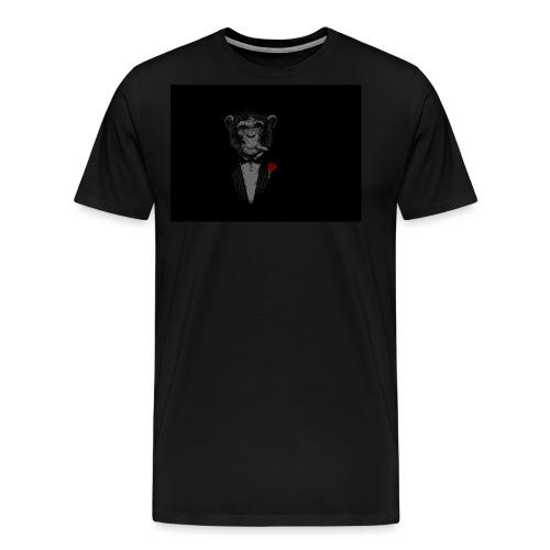 The Real Gentleman - Mannen Premium T-shirt