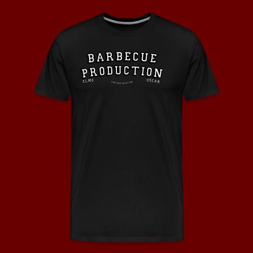 ELMO- BARBECUEPRODUCTION YOUTUBE CRETION - T-shirt Premium Homme