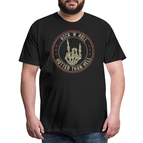 Hotter Than Hell - Men's Premium T-Shirt